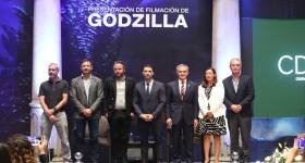 """Godzilla:King Of Monsters"" llega a la CDMX"