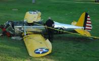 Harrison Ford provoca un accidente aéreo