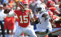 NFL anuncia fecha para encuentro  Chiefs-Chargers