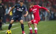 Cruz Azul y Toluca siguen estancados en media tabla
