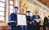 Universidades de México dan doctorado Honoris Causa a director de la FAO