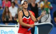 Barty vence a Venus Williams