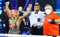 Filipino Michael Plania le gana por decisión mayoritaria a Josh Greer Jr.