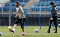 Regresa Real Madrid a entrenar