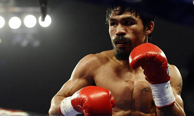 "Homosexuales ""son peores que animales"": Manny Pacquiao"