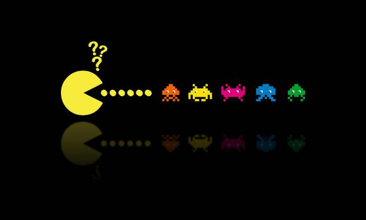 Facebook lanza Pac-Man y Space Invaders dentro de Messenger