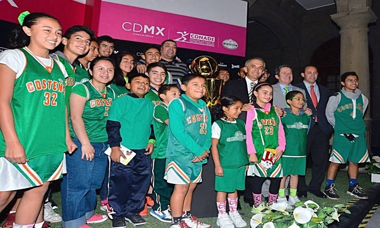 NBA tendrá temporada regular en la CDMX