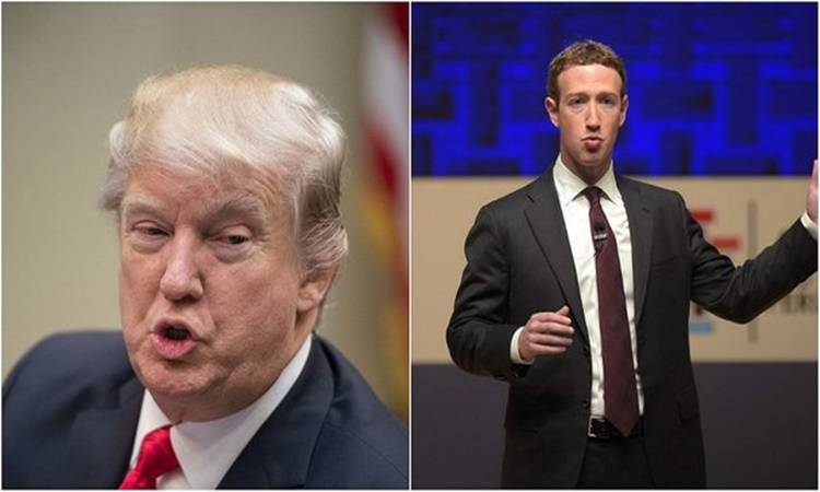 "Facebook se une a demanda contra trump por ley ""antimigrante"""