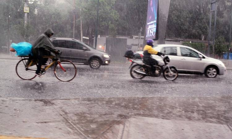 Chiapas tendrá tormentas intensas
