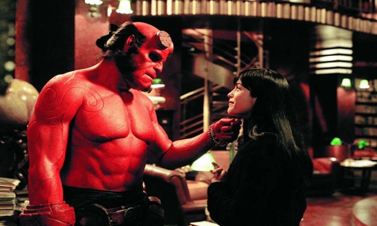 Regresa Hellboy pero sin Guillermo del Toro como director