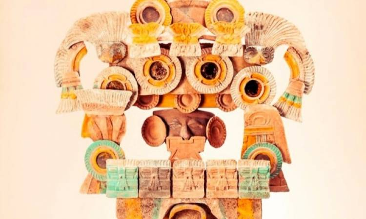 Inauguran la exposición Teotihuacan: City of Water, City of Fire en San Francisco
