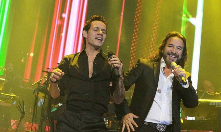 Marco Antonio Solís y Marc Anthony estarán en Viña del Mar
