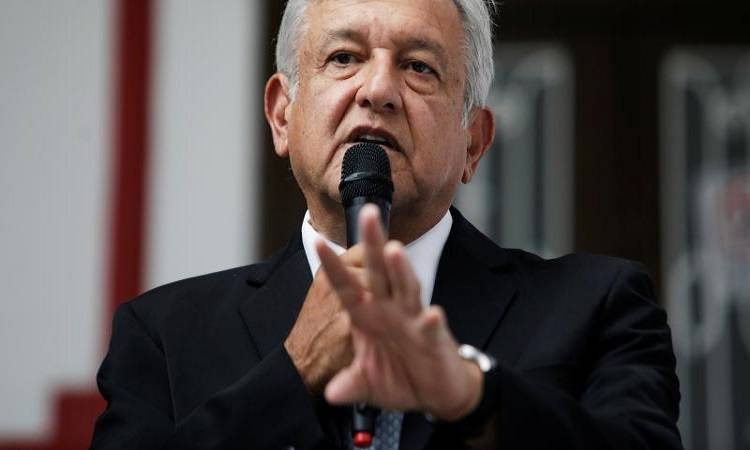 "Buscaron con ""inquebrantable fe"" el ideal de la libertad: AMLO"