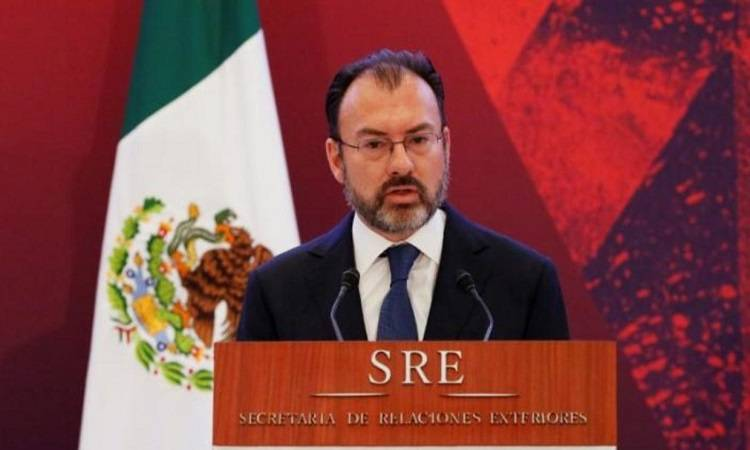 "Trump llama ""animales"" a los migrantes, es ""inaceptable"": Videgaray"