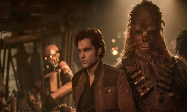 "No cumple con expectativas ""Solo: A Star Wars Story"""