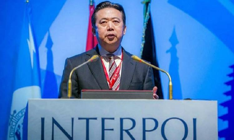 "El Presidente de Interpol ""sí aceptó sobornos"": China"