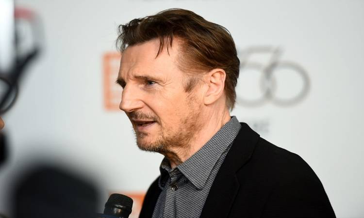 Hollywood discrimina a mujeres: Liam Neeson