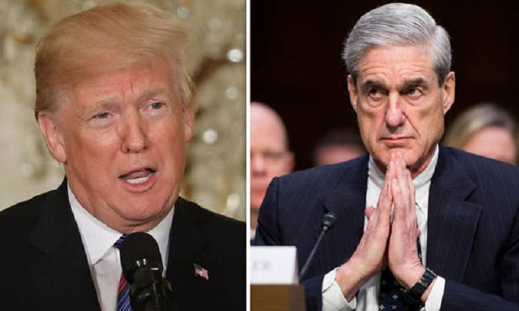 Actuó de forma honorable Robert Mueller: Trump