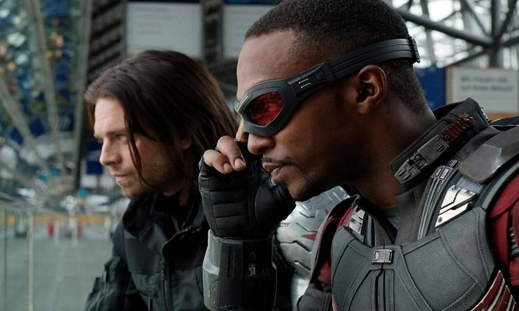 Cancelan el rodaje de Falcon and the Winter Soldier