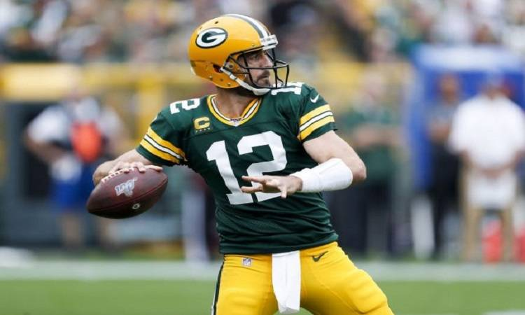 Packers de Green Bay siguen invictos